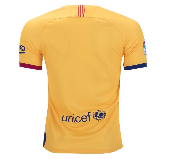 Barcelona Away Jersey 2019 Replica