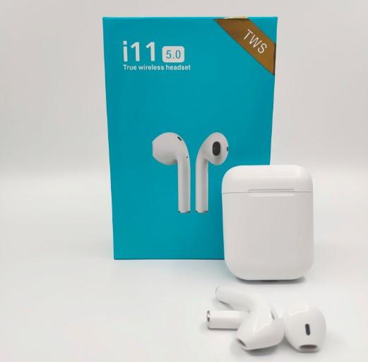 i11 TWS Real Wireless Bluetooth Headset