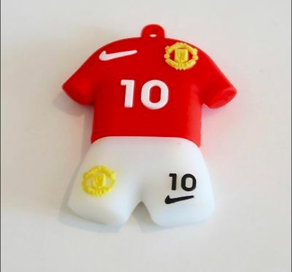 Creative Rooney Number 10 USB 64 GB Flash Drive