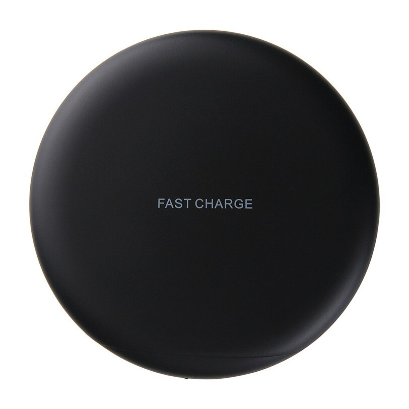 Round Shaped Fast Wireless Charging Pad