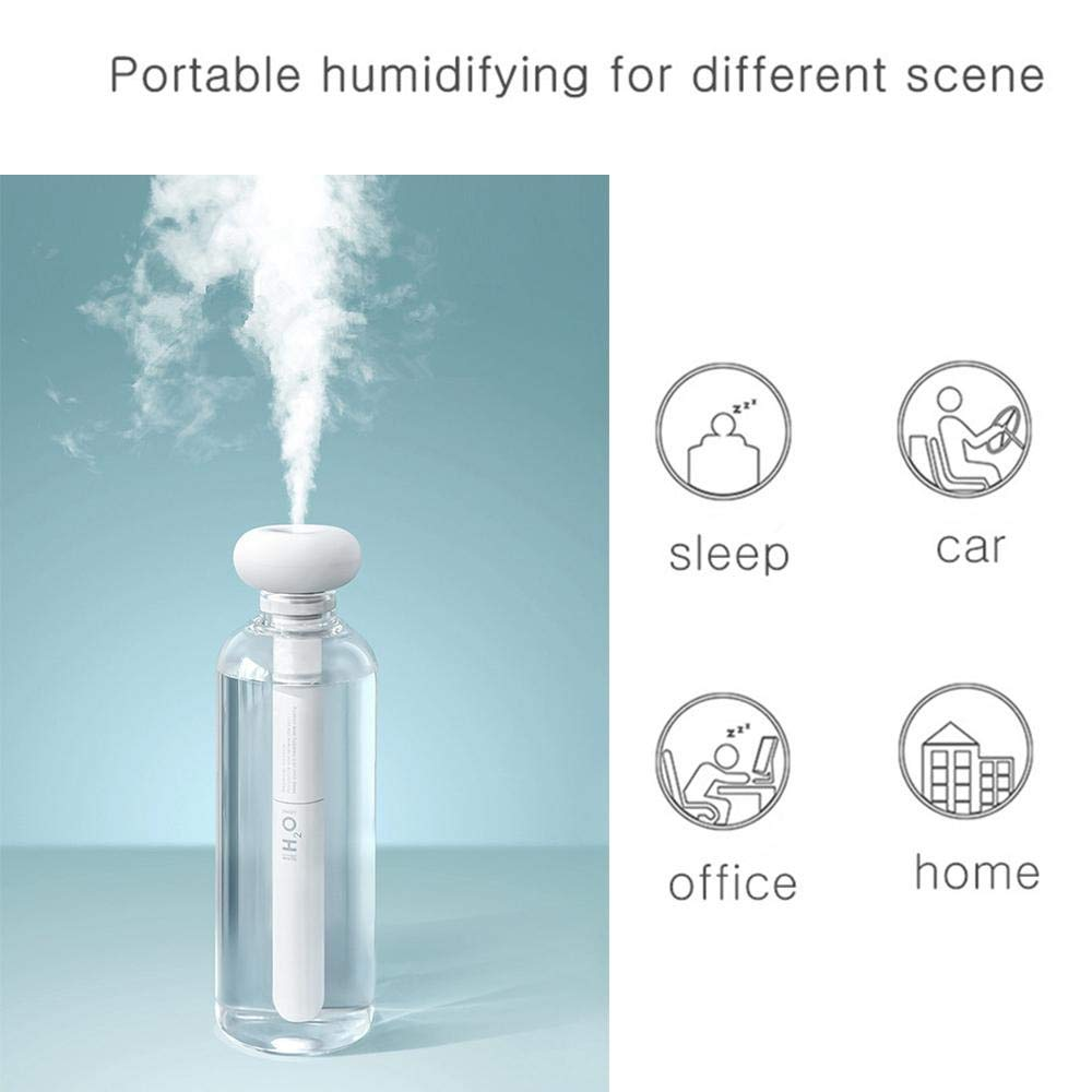 Donut Mini Plastic Portable Humidifier