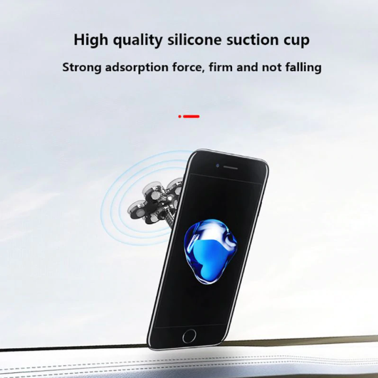 360 Degree Rotation Suction Cup Mobile Holder