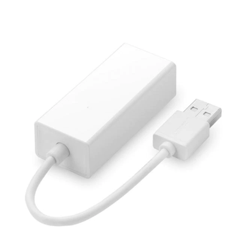 Plastic Ethernet LAN Adapter for Macbook
