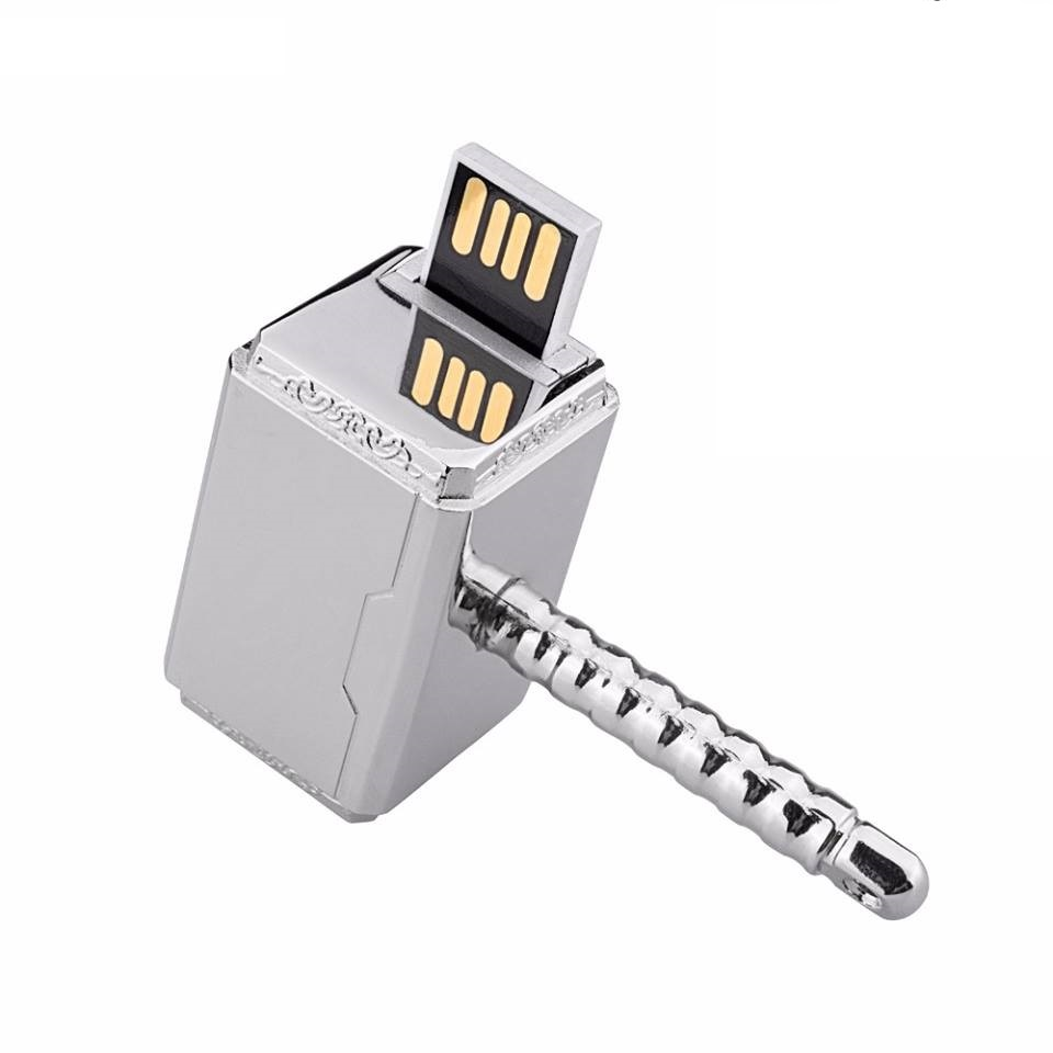 Thor Hammer USB Stick Flash 64GB Pendrive