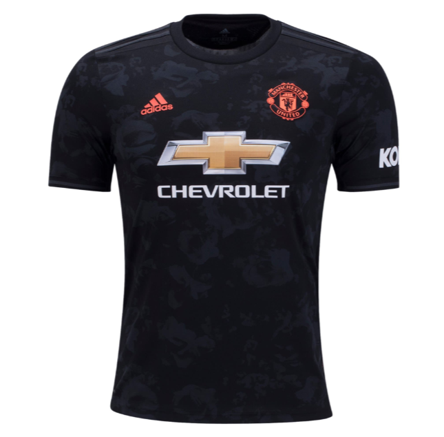 Manchester United Third Jersey 2019 Replica