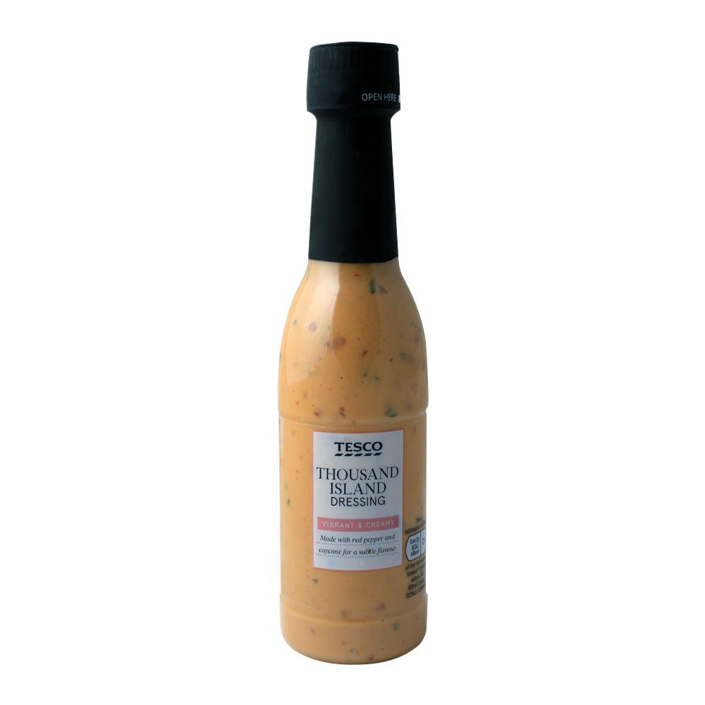 Tesco Thousand Island Dressing 250ml Baifo Me