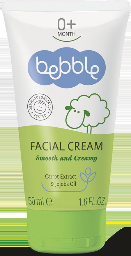 Bebble Facial Cream Smooth and Creamy 50ml