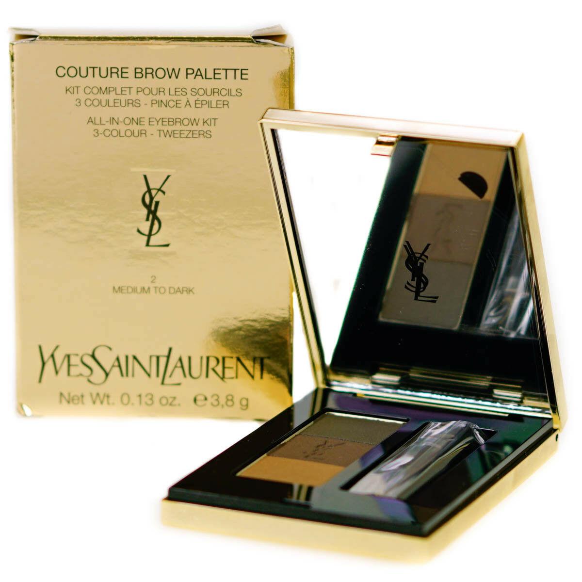 Yves Saint Laurent Couture Brow Palette 2 Medium To Dark