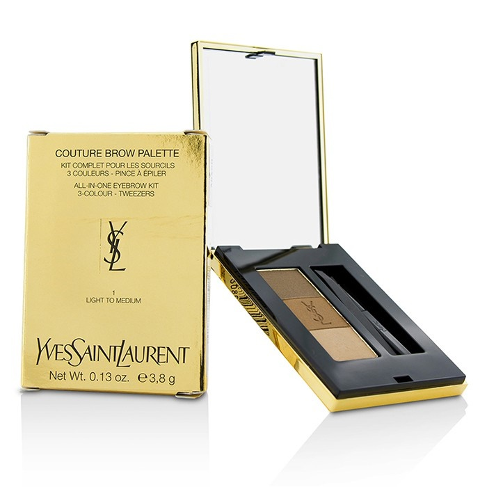 Yves Saint Laurent Couture Brow Palette 1 Light To Medium