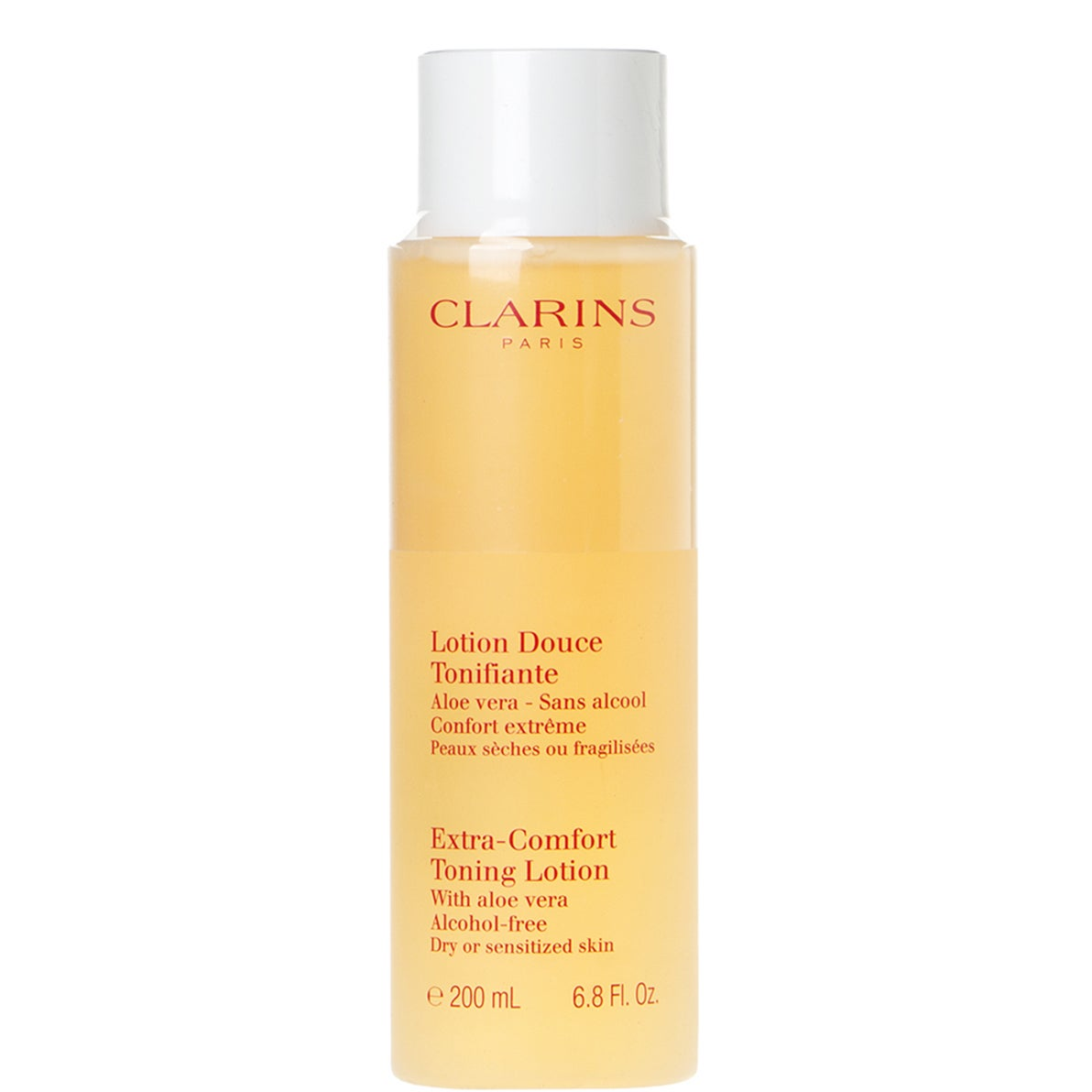 Clarins Extra Comfort Toning Lotion with Aloe Vera 200ml