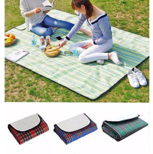 Waterproof Picnic Blanket Rug