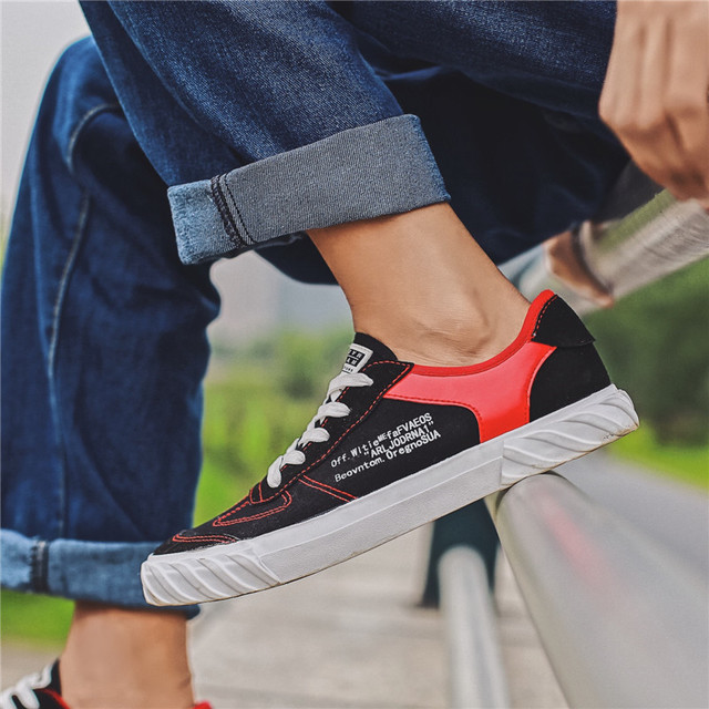 SJstudio Canvas Stylish Comfortable Casual Shoes For Men