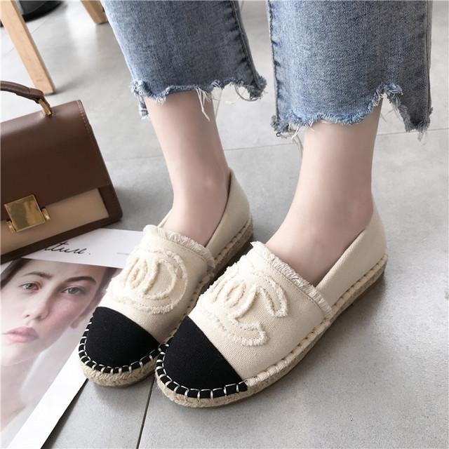 SJstudio Espadrilles Comfortable Slip-on Shoes For Women