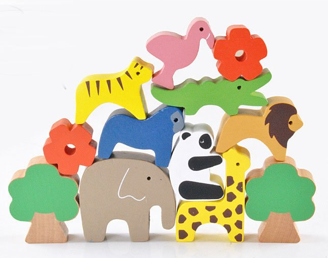 Cute Animal Seesaw Making Toy for Kids